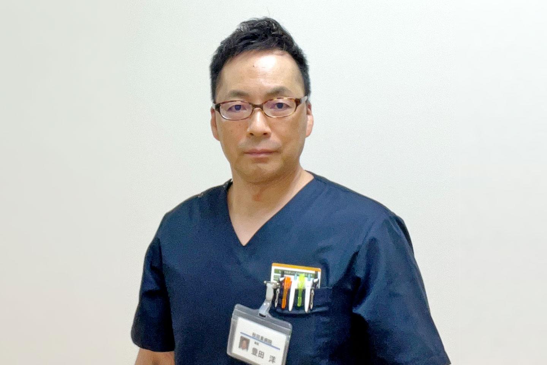医療法人三愛会理事長兼秋田東病院院長・豊田洋